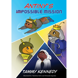 Antiny's Impossible Mission