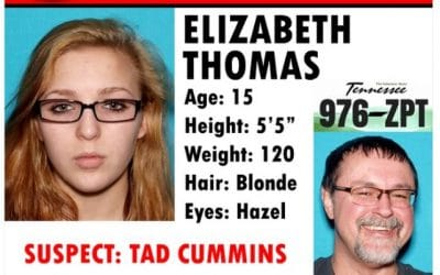 Amber Alert Issued After 15-Year-Old Girl Runs Off With Her 50-Year-Old