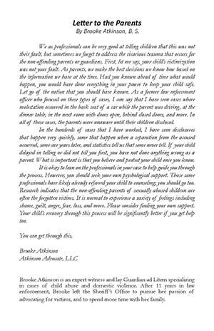 letter-parents
